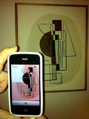 L'Art augmenté avec SmartPaper !
