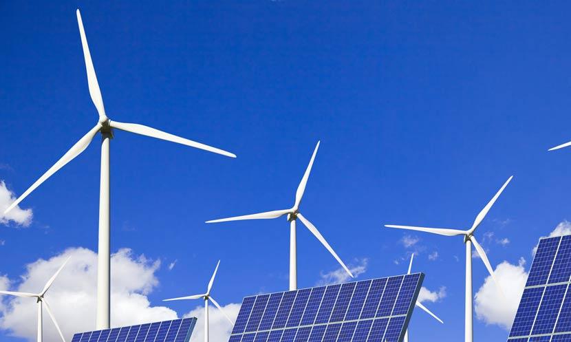 Energies renouvelables : la France revient de loin