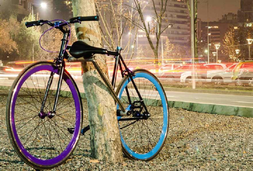 vélo Yerka