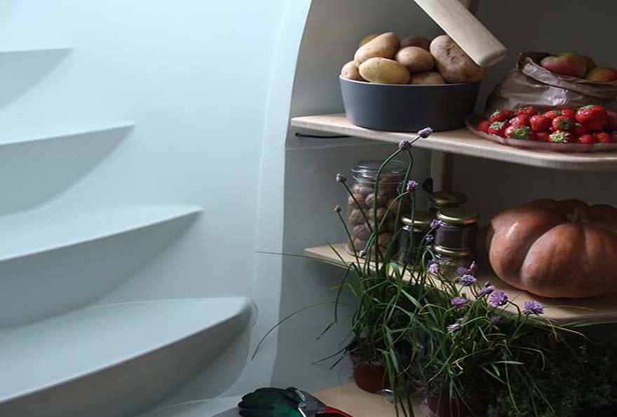 frigidaire ground fridge
