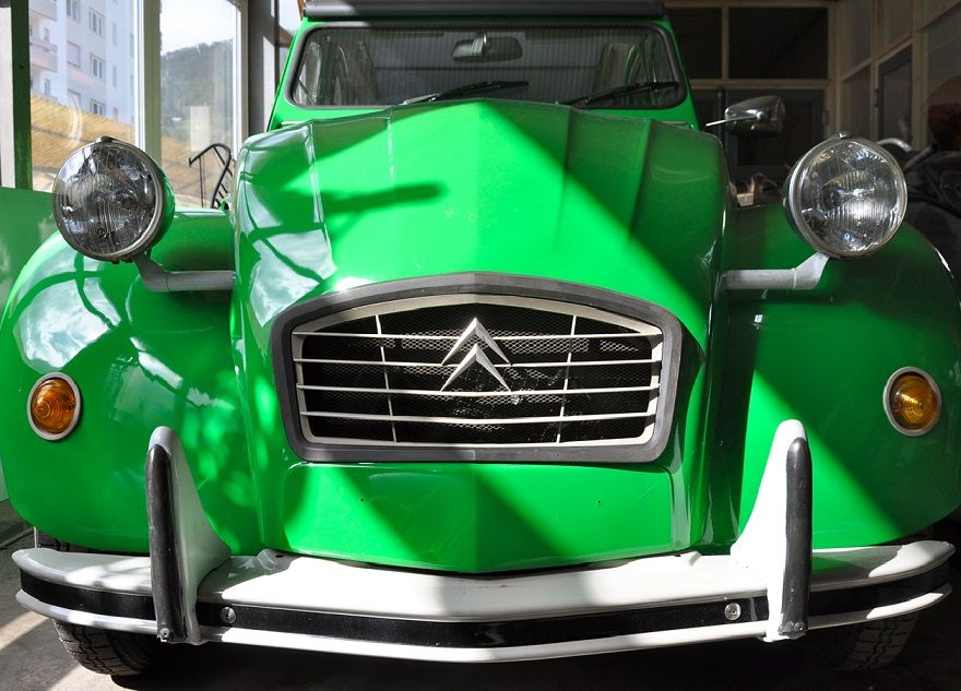Citroën 2CV electric