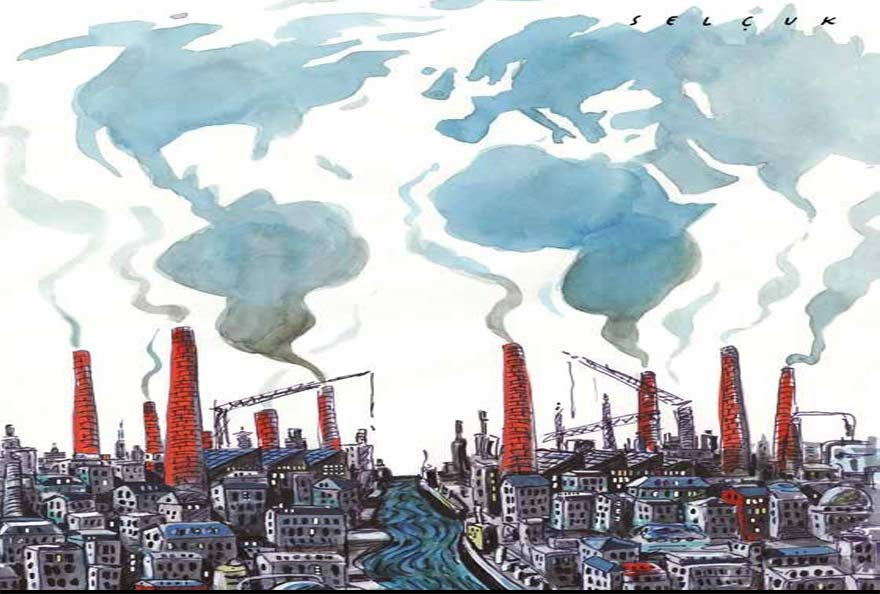 changement climatique COP21