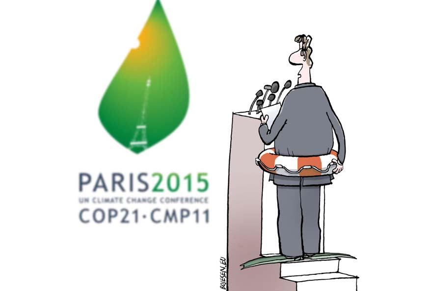COP21 - Ouverture