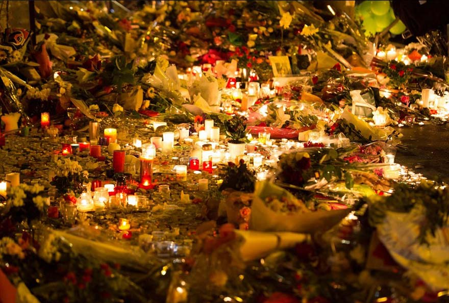 attentat Paris 13 novembre