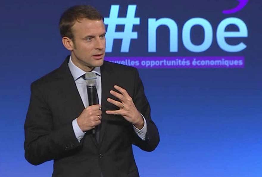 #noé Macron