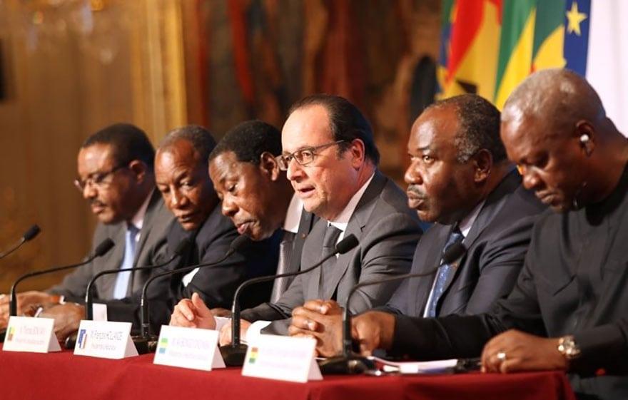 Africa COP 21