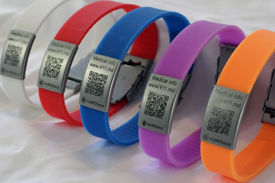 bracelet médical