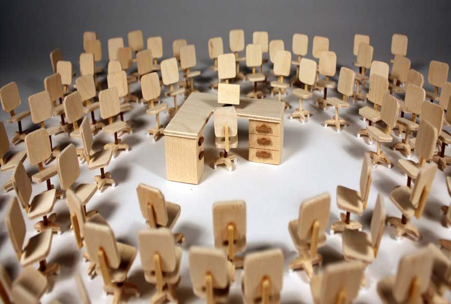 bureaucratie de l'innovation
