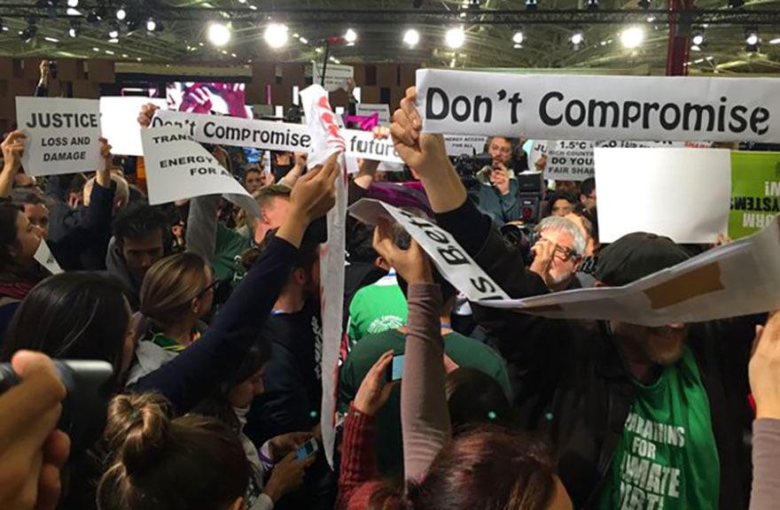 Manifestation COP21