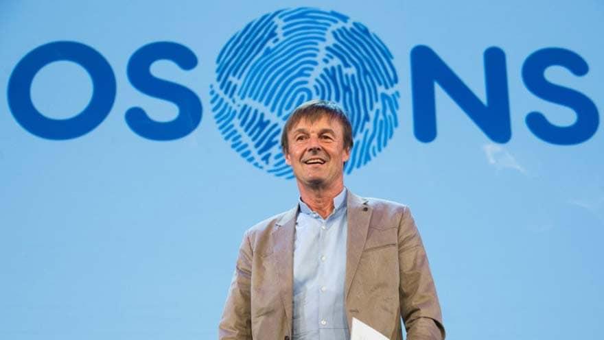 COP21 Nicolas Hulot