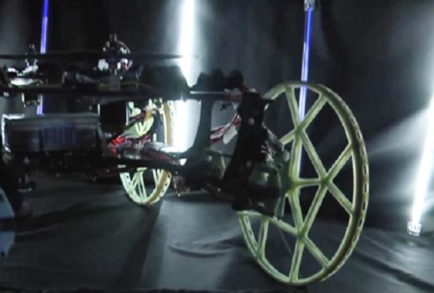 vertigo robot