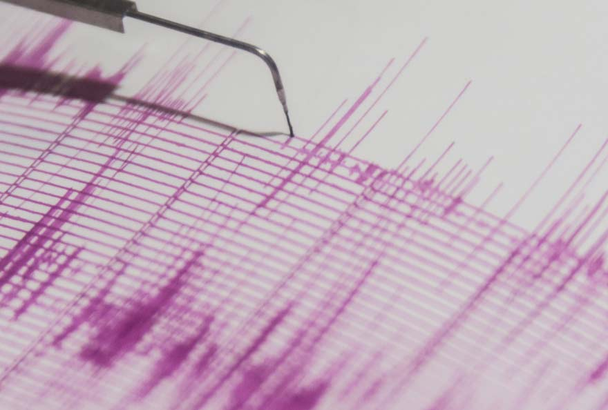 séisme Canada