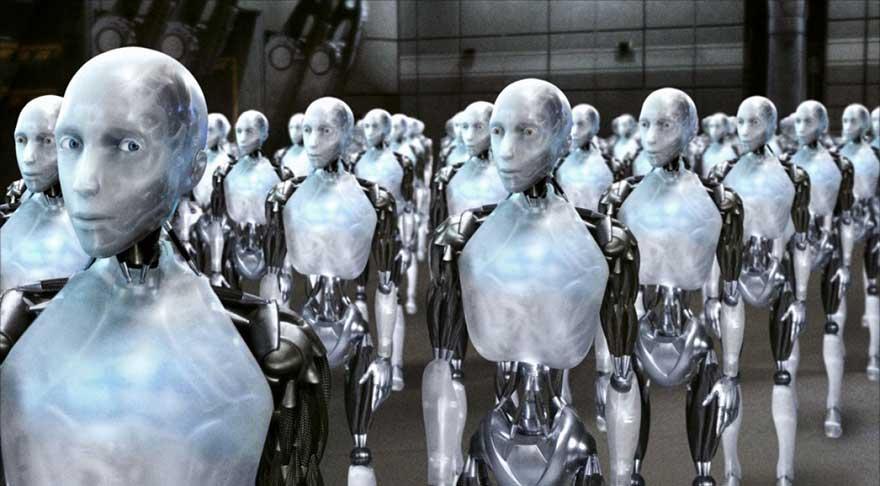 Invasion des robots