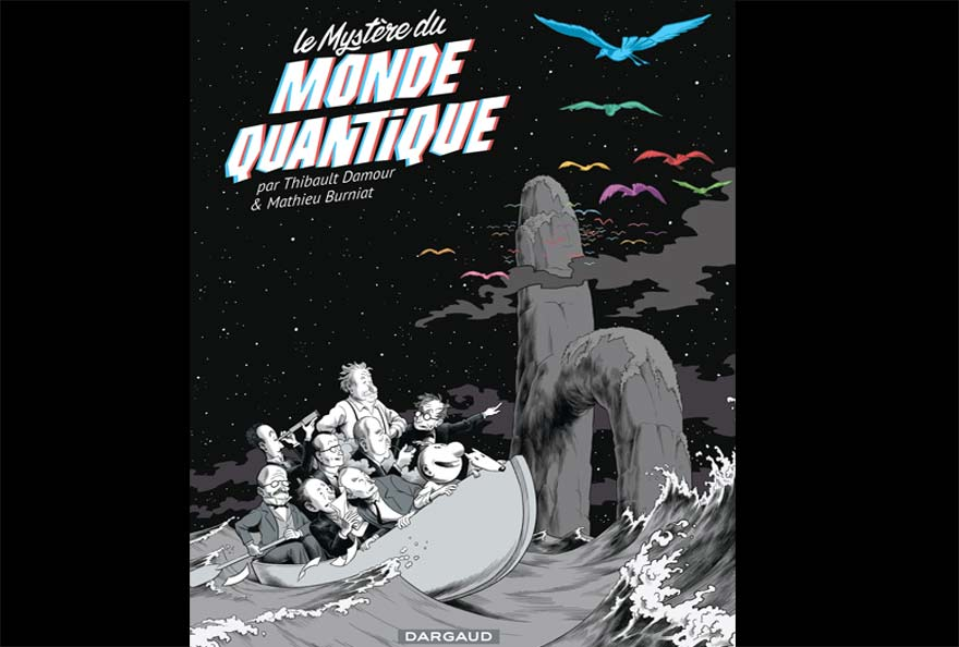 quantum physics comics
