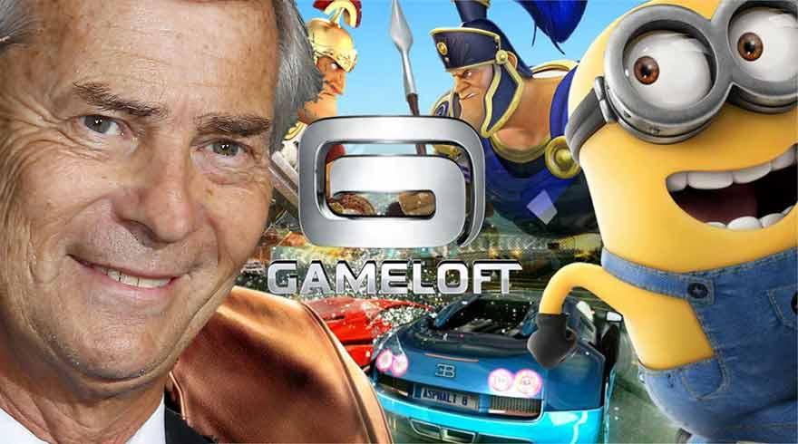 Bolloré - Gameloft