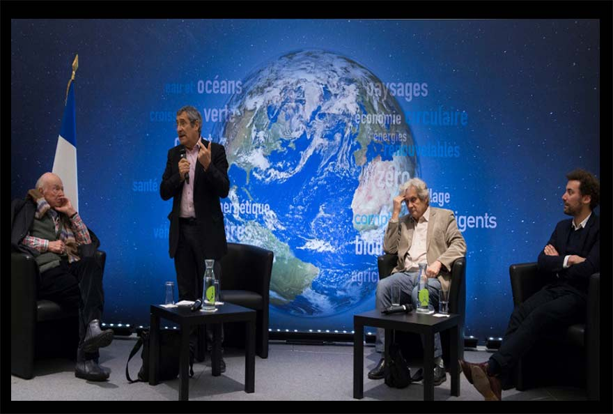 débat citoyen pour la planète