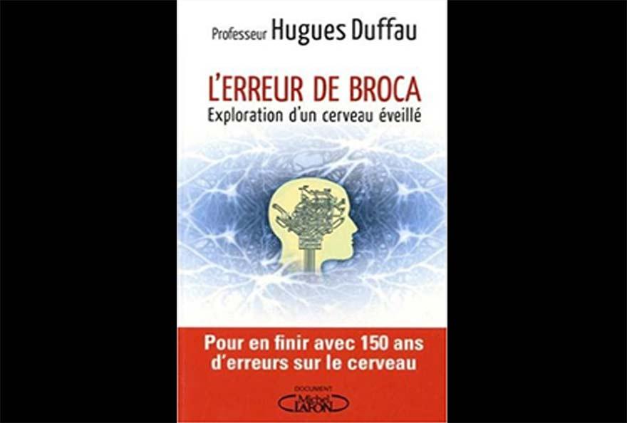 livre L'erreur de Broca