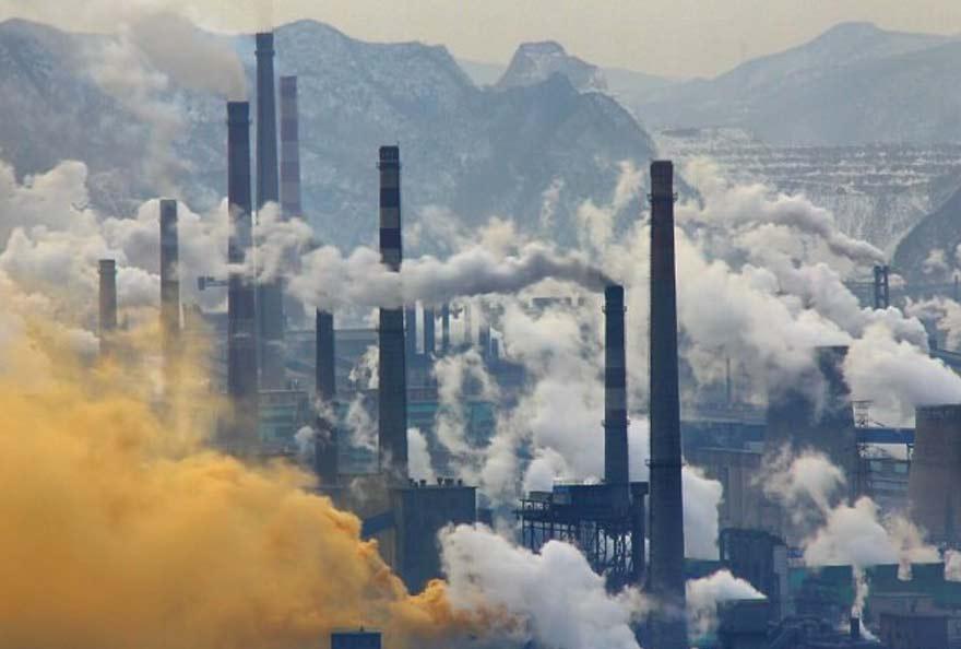pollution villes