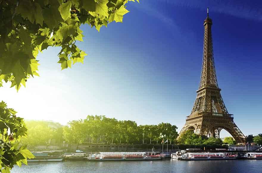 Paris climat