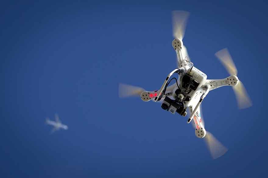 Premonition drones