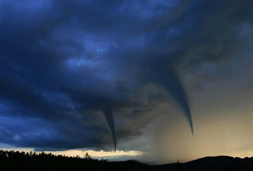 alerte catastrophes naturelles