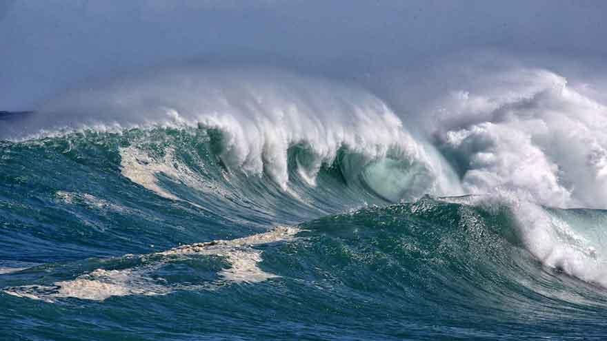 Réchauffement océans