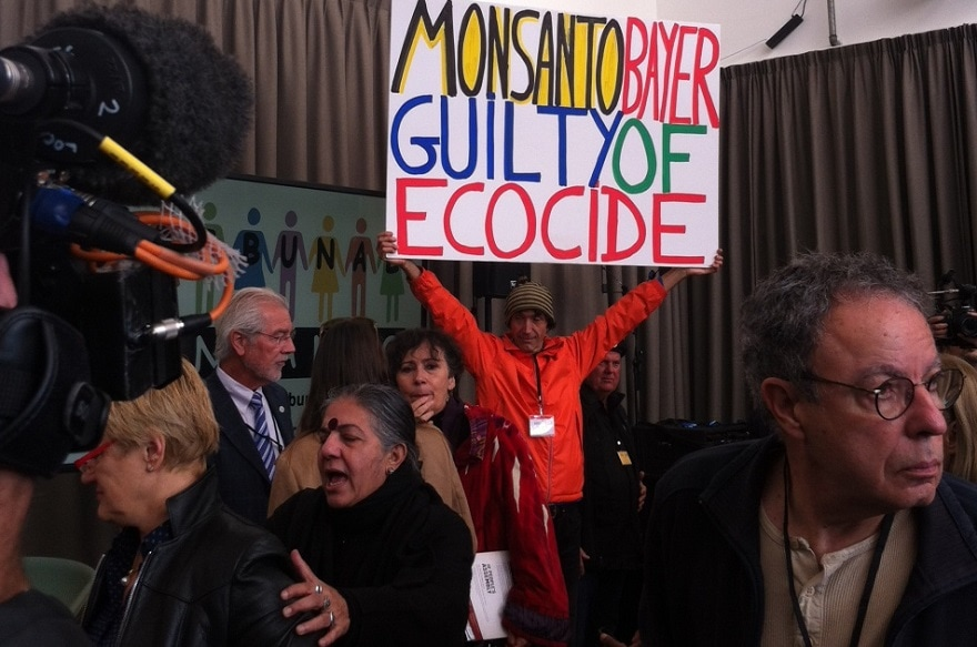 tribunal Monsanto