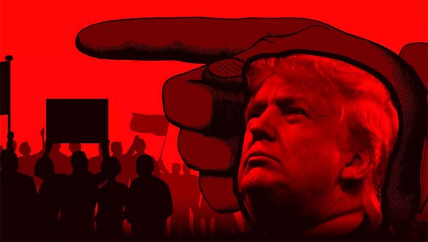 Donald Trump autoritarisme