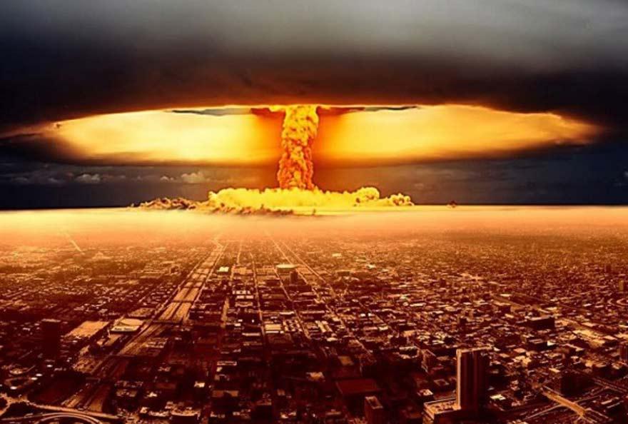 nuclear arms