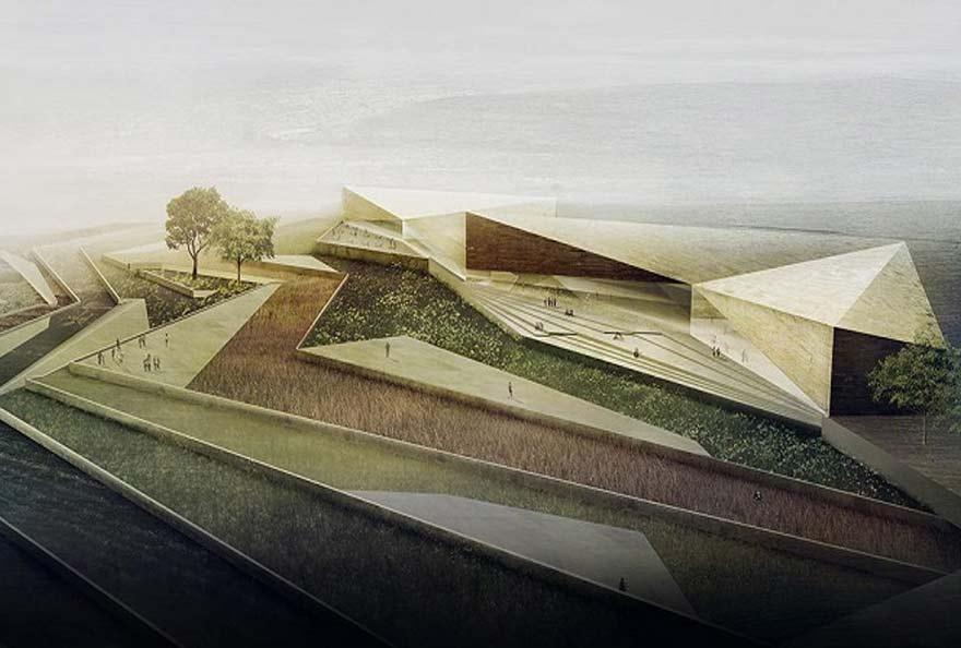 architecture et paysage