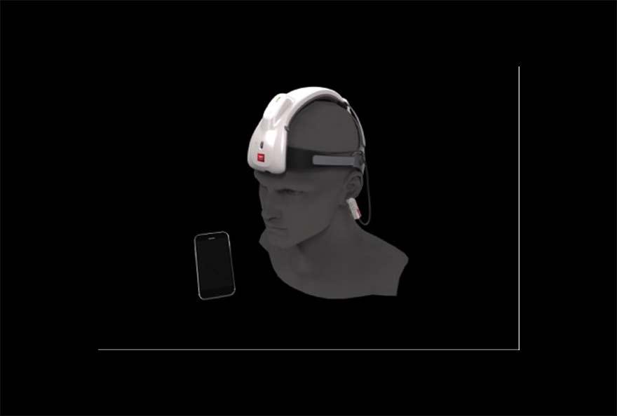 Relax helmet