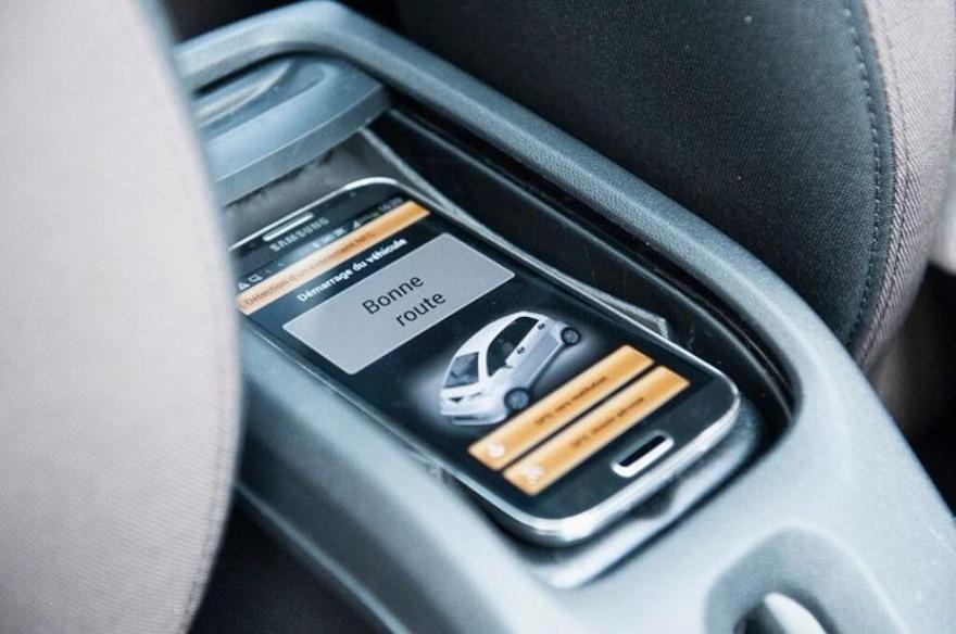voiture autonome collectée