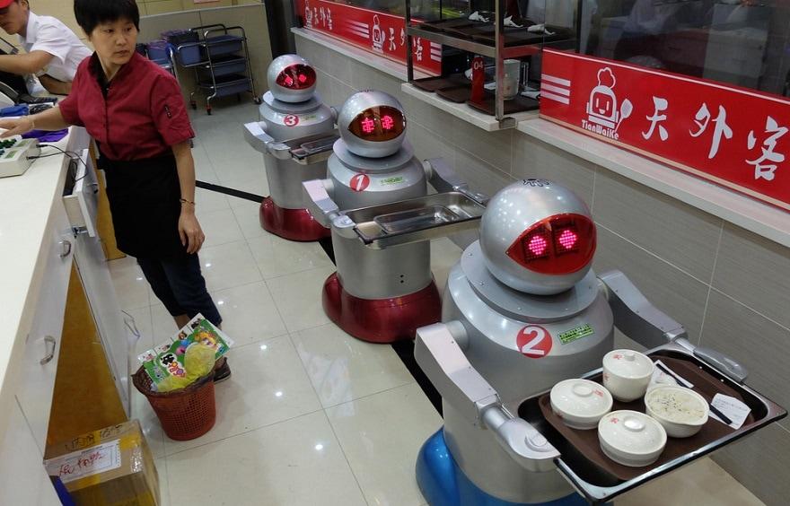 work robot