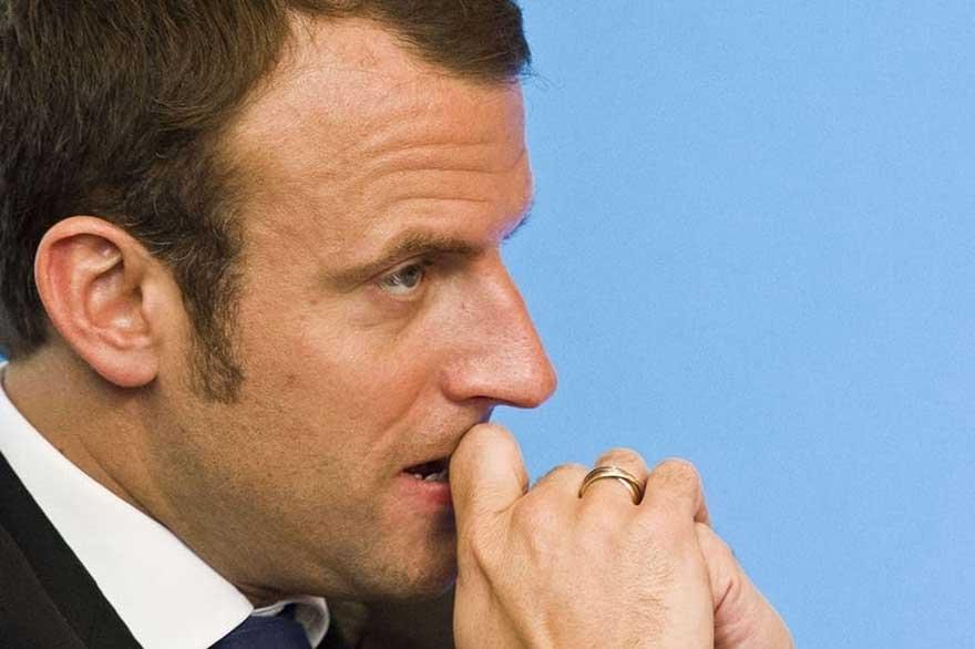Macron philosophe