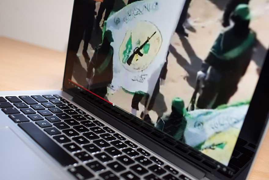 Terrorisme réseaux sociaux
