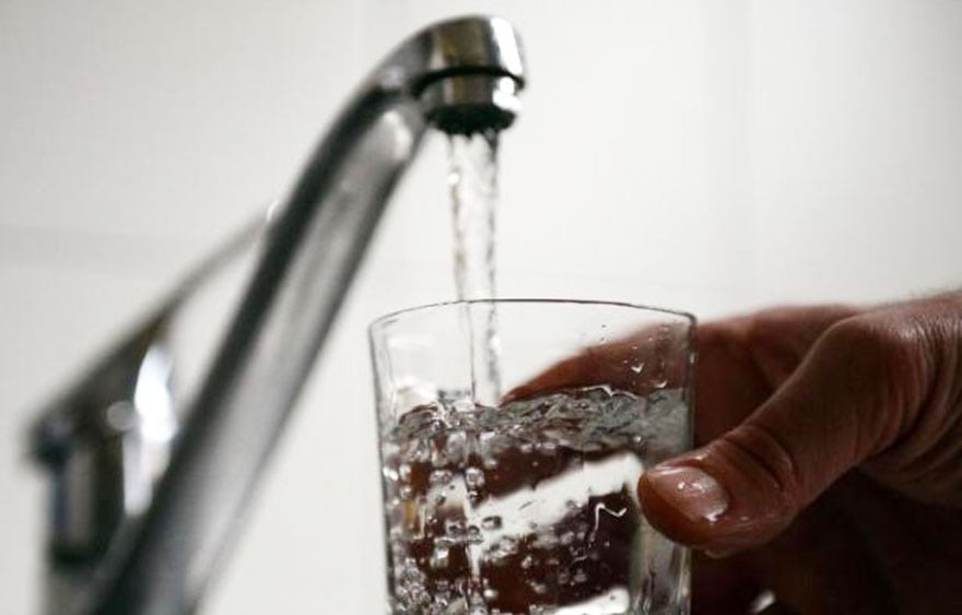 pollution eau robinet