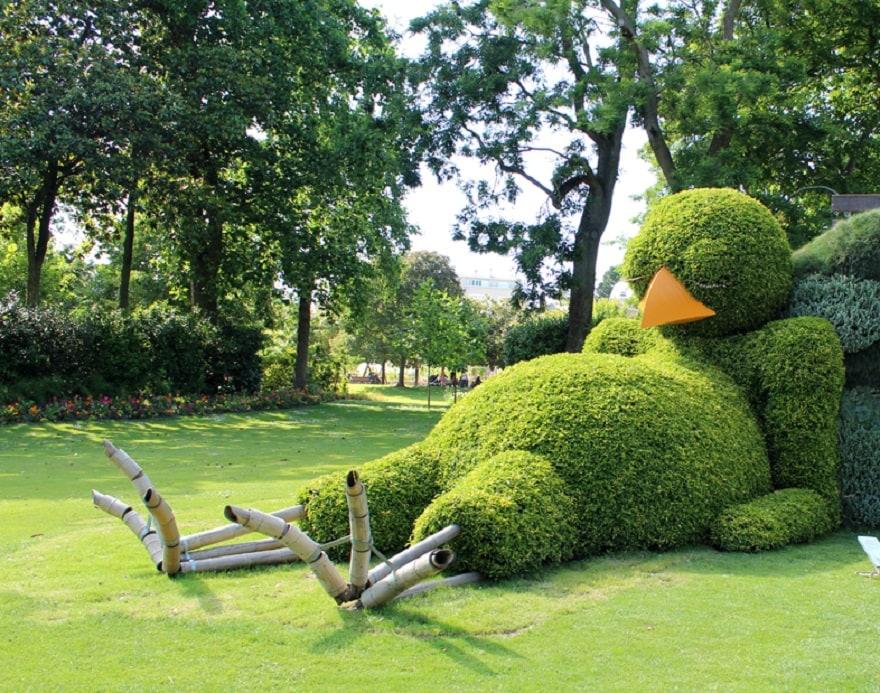 Jardins et santé : vers des « villes saines » ? - UP\' Magazine