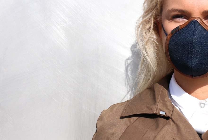 masque antipollution