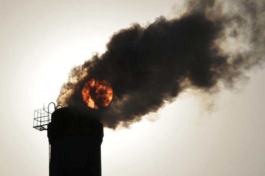 CO2 dans l'atmosphère