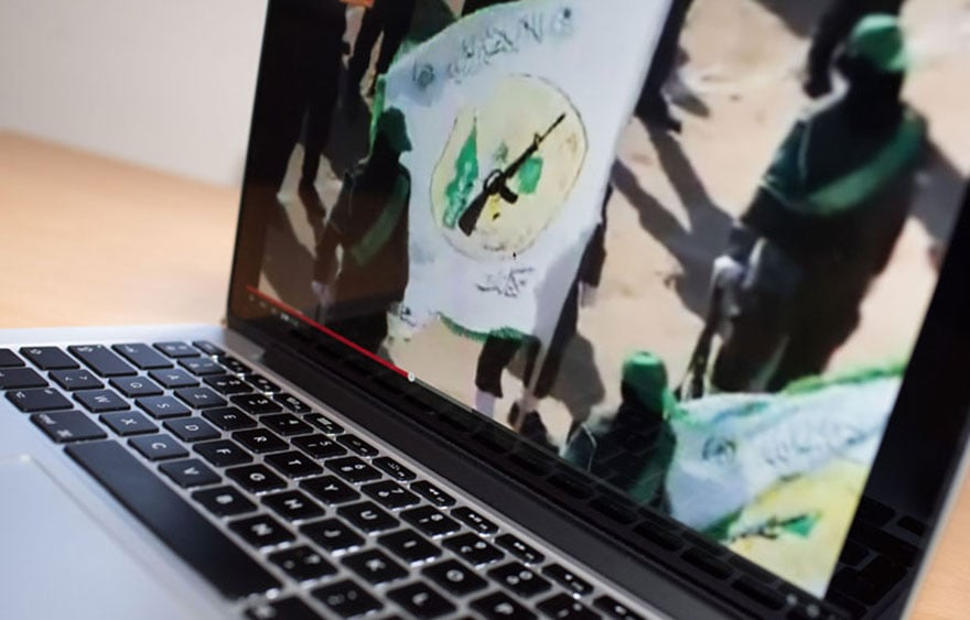 Internet et terrorisme