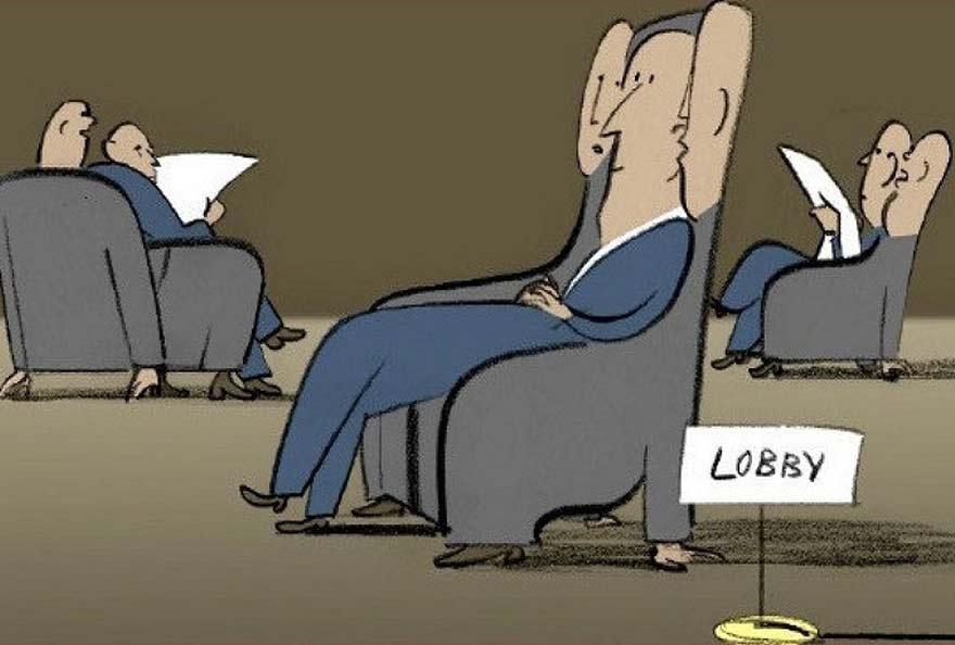 lobby industrie gaz