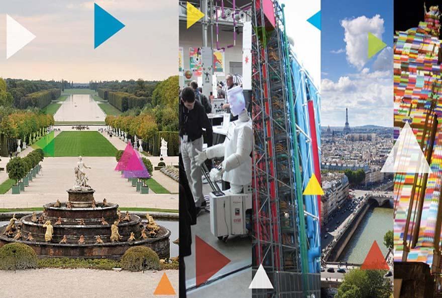 Versailles interconnectés