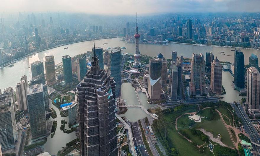 villes innondées