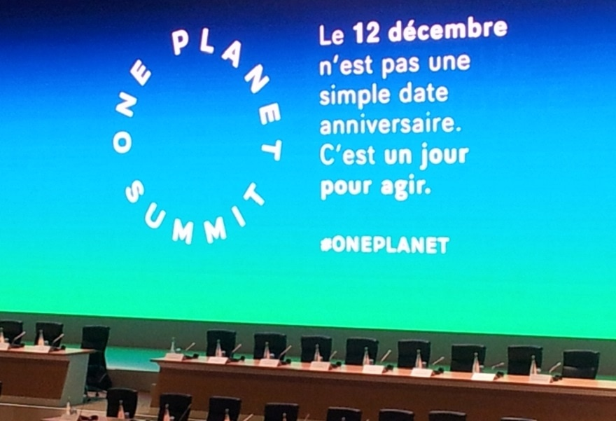 One planet summit
