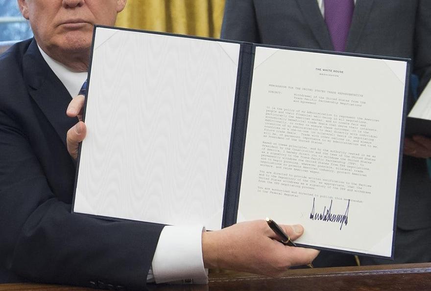 Trump Environment Decisions