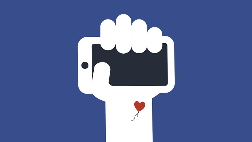 Facebook dislove