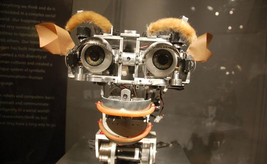 Kismet le robot IA
