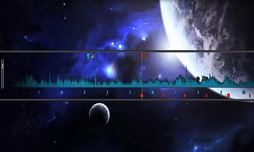 Musique de l'univers