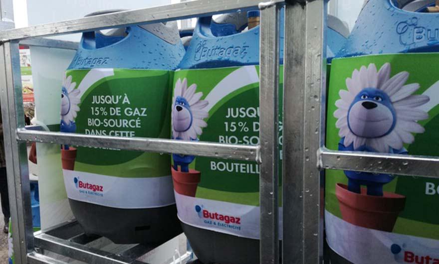 biosourced gas