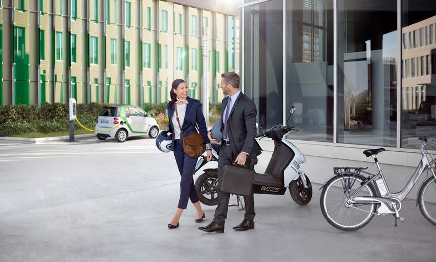 mobilité entreprises